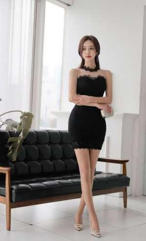 韩国知性美女孙允珠人气小模特身材完美曲线火辣摄影写真