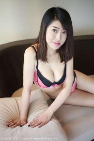 [MyGirl美媛馆]美女模特私房性感写真图片