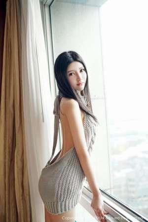 性感美女杨珊珊卡通泳装写真妩媚诱人