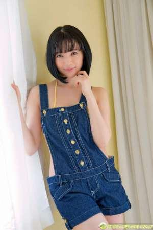 日本写真模特森下悠里私房性感内衣秀