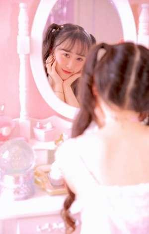 粉嫩兔女郎萝莉美女水蛇腰梦幻唯美少女写真