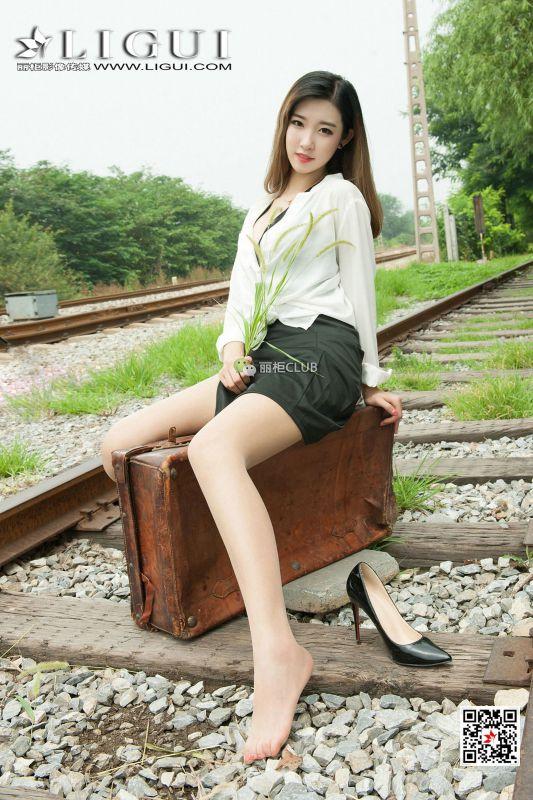 Model 腿模筱筱 - 美腿玉足写真