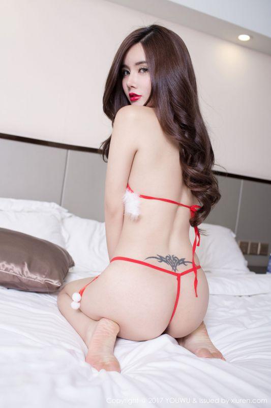 长腿美女@木木hanna最新私房写真