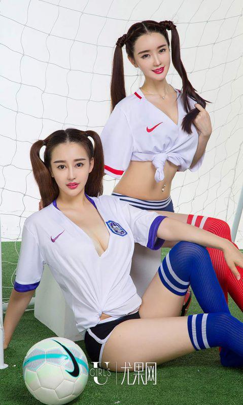 何楚楚、金禹熙、夏美、萌神妹妹 - 中超宝贝