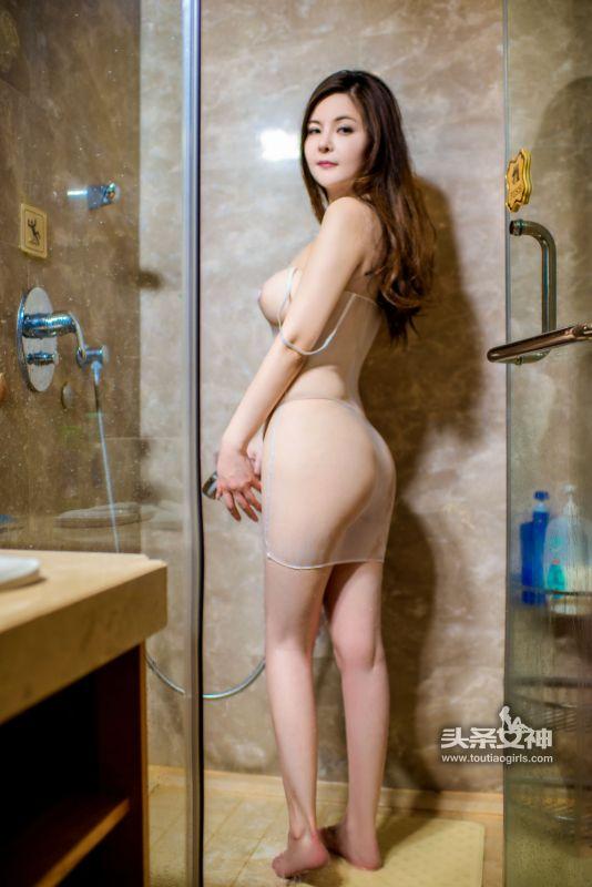 童安琪 - 浴室春光 写真套图