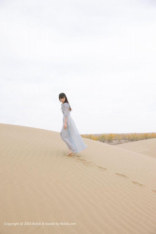 之应 - 沙漠之旅
