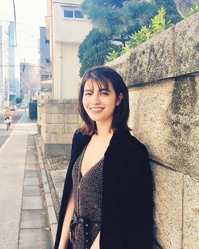 日式温柔+西式性感!香川前女友太惊艳