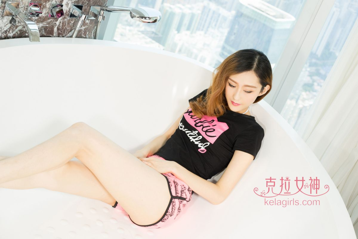 梦凡 - 浴缸宝贝 写真套图