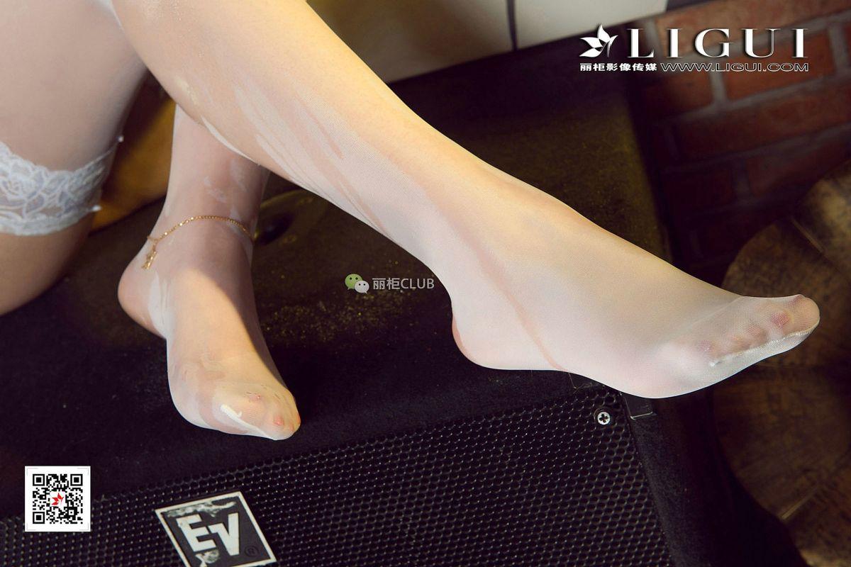 然然 丝袜美腿丝足写真