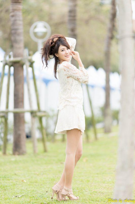 夏晴Miso - 台大外拍 写真图片