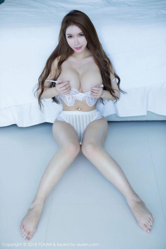 女神@Egg_尤妮丝 - 苏梅岛旅拍写真套图