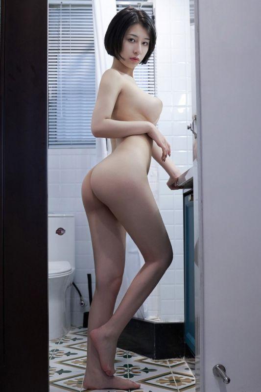 大胆冷艳少妇米娅凹凸有致光滑肌肤诱人私房照[52P]
