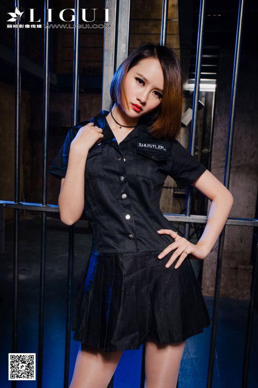 AMY 女警制服写真