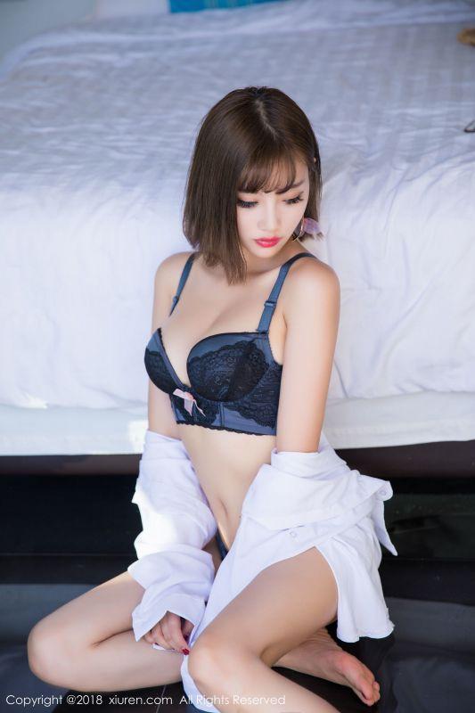 甜美女神@杨晨晨sugar甲米旅拍写真002