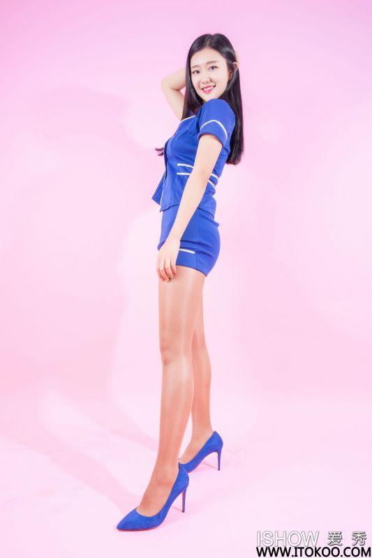 樱桃Cherry 制服妹子 写真图片