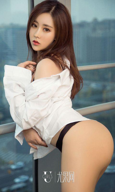 陈美熙 - 清凉白衬衫 写真套图