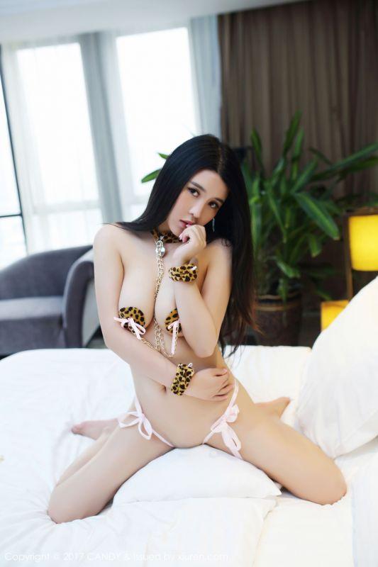 Sukki - 情趣SM装+性感浴袍 写真图片