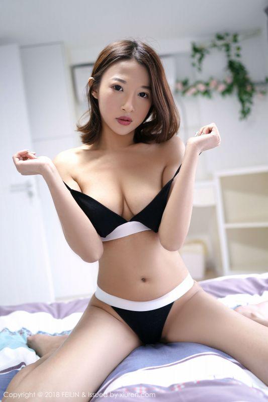 栗子Riz - 蕾丝内衣美乳 写真套图