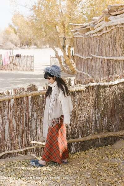 之应 --秋画之应沙漠旅拍