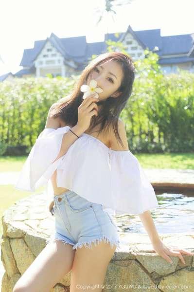 Yumi-尤美 清新女神 写真图片