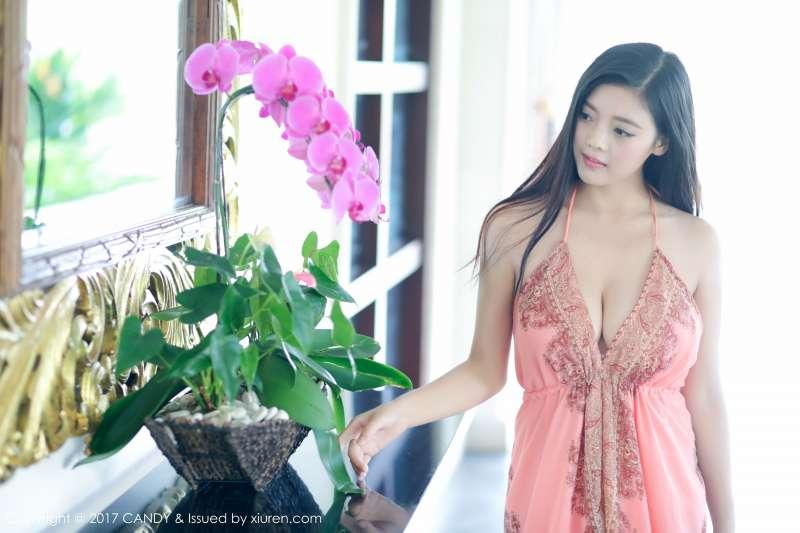林美惠子Mieko - 巴厘岛旅拍写真套图