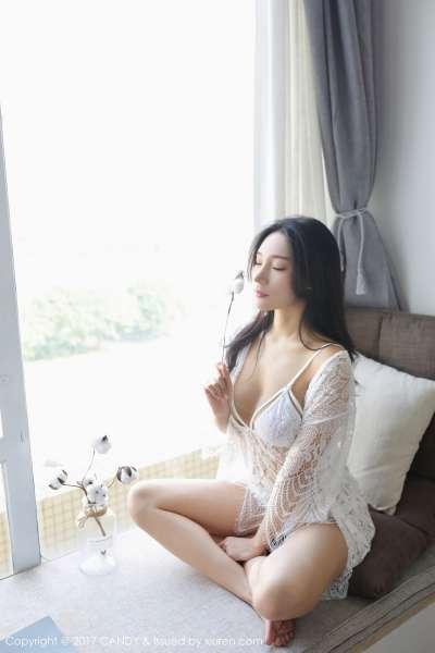 小狐狸Sica - 半透内衣+黑丝蕾丝3