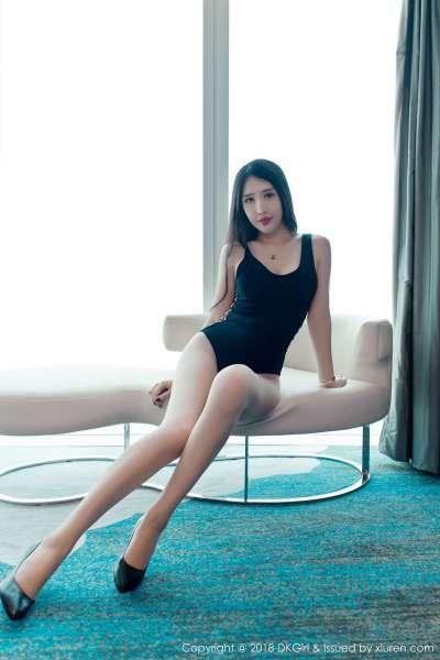 长腿美人@余馨妍第二组写真