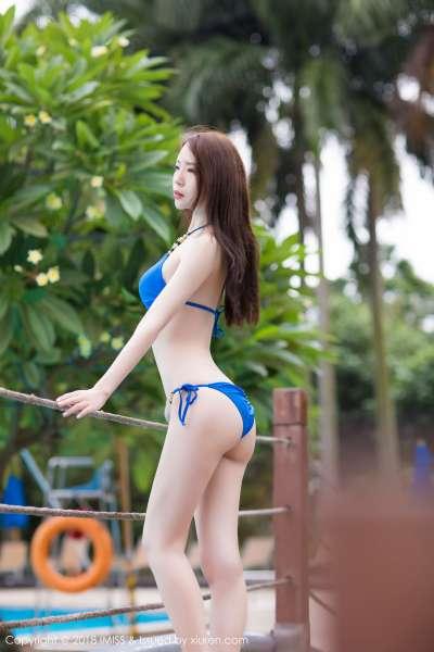 高挑美女@ 梦心月丝袜美腿写真2