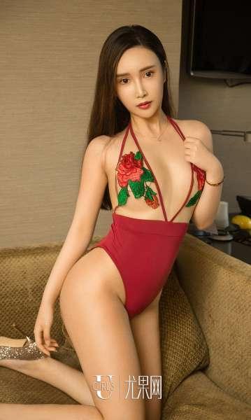 美女诱惑@金露 诱人的玫瑰
