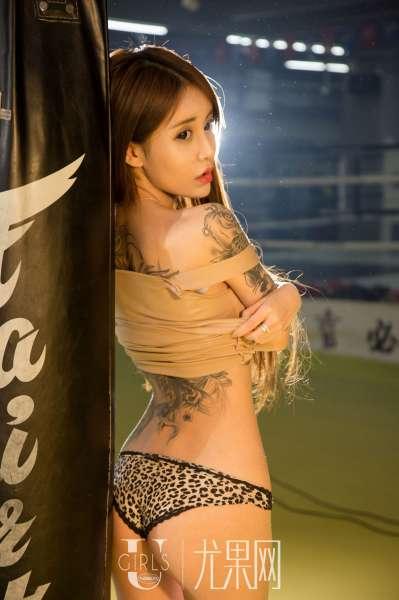 性感美女~琪歌 - 运动女神大片 写真套图