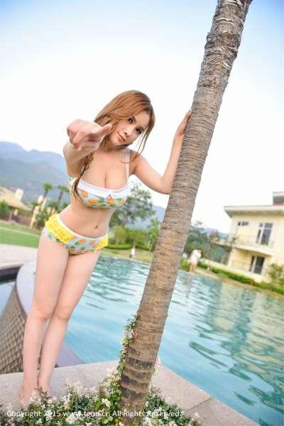 长腿美女@云曼旅拍 于姬Una 第三刊写真套图