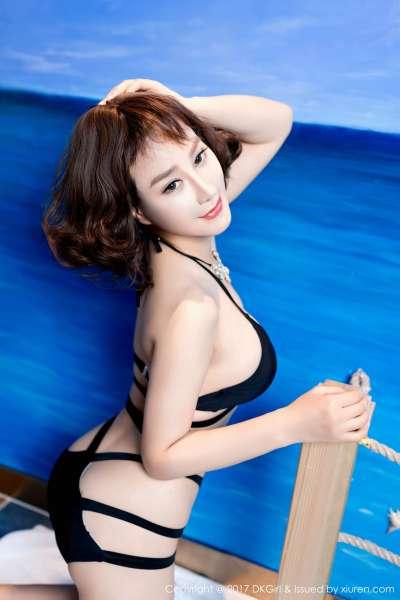 混血演员~安娜金性感写真图片