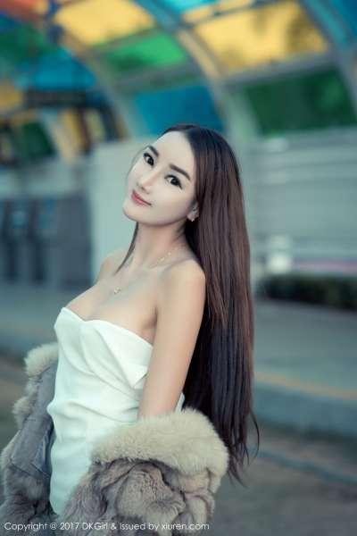 婕西儿jessie - 羊城写真第二集~