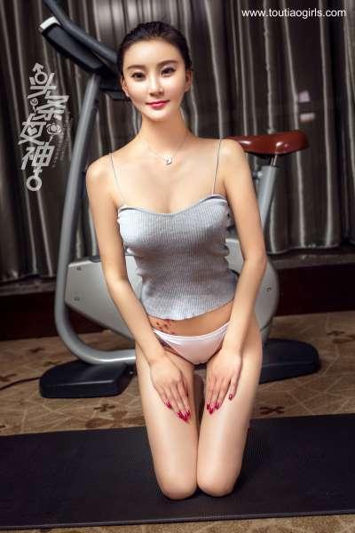 琳琳 - 瑜舍悦色 写真套图