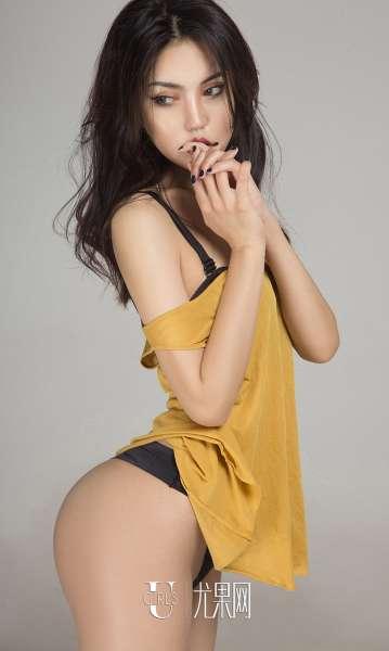 明娜 - 逆光 美女诱惑写真套图