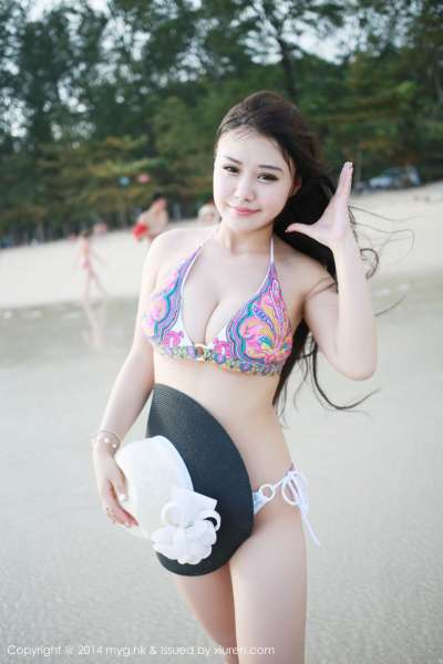 Barbie可儿 泰国诱惑旅拍合集一