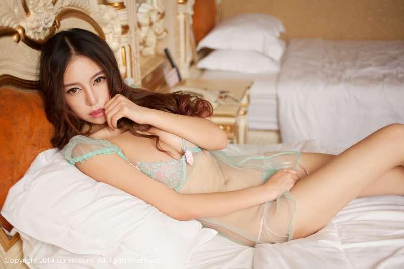 陈思琪Art-艳美的面孔,魔鬼的身材