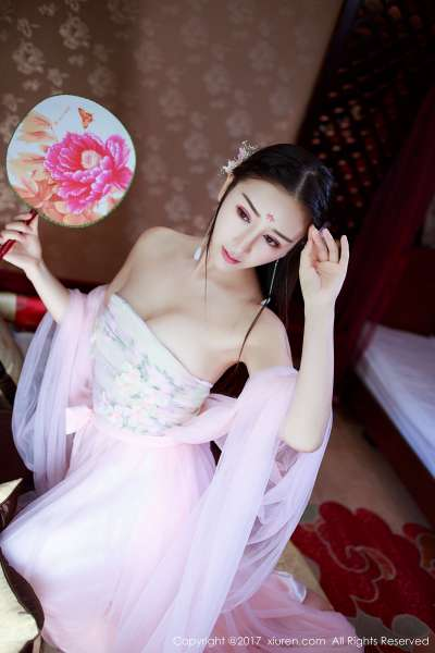 邹晶晶女王 - 古风写真