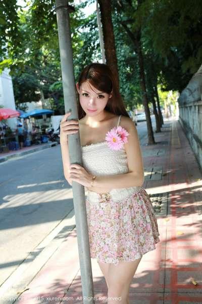 MARA酱-泰国曼谷写真-街拍+室内清新系列