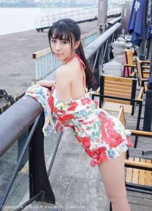 杨晓青儿 性感美女写真套图