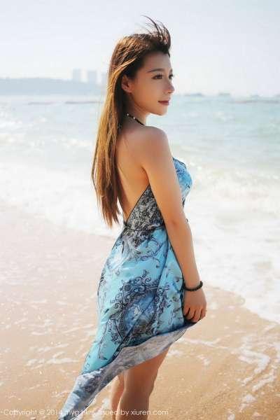 vetiver嘉宝贝儿-泰国旅拍写真套图