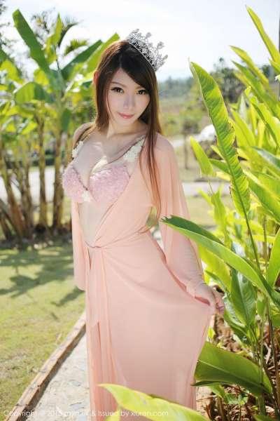 MARA醬-泰国清迈pai县旅拍第一套写真集