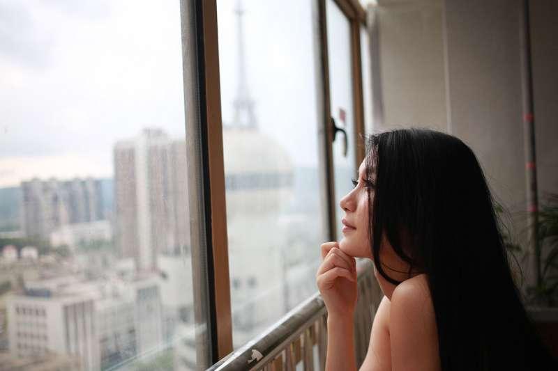 李七喜-第一次拍摄性感诱惑写真套图