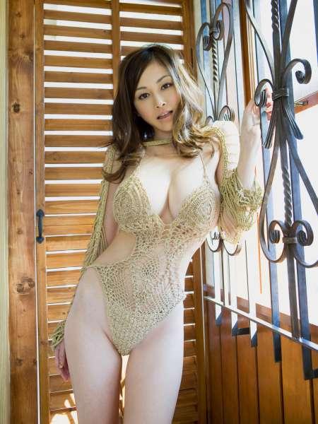 杉原杏璃-大尺度巨乳诱惑图集