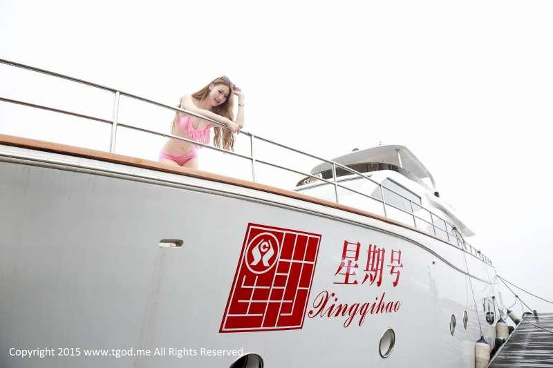 万慧婧、龚紫瑄 - 女神驾到 九江庐山西海 超高清套图