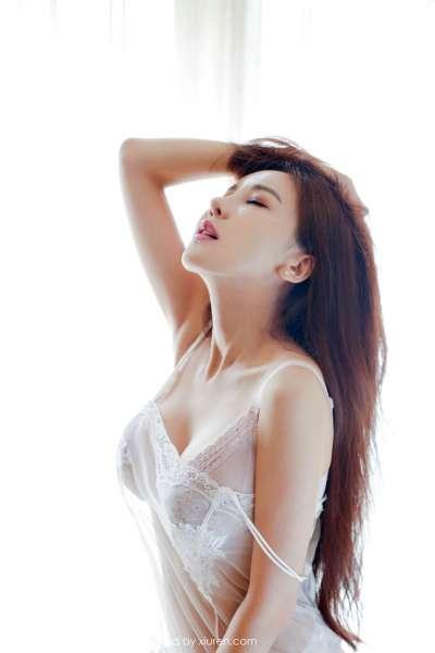 吕婉柔Angelin 巨乳诱惑写真套图