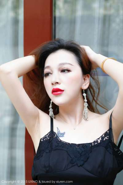 沈璐Lulu - Sexy女神巨乳翘臀写真套图