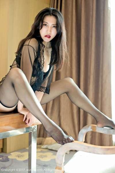 大熙 - 极品黑丝熟女诱惑图集