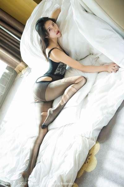 大熙 - 极品黑丝诱惑美腿熟女套图