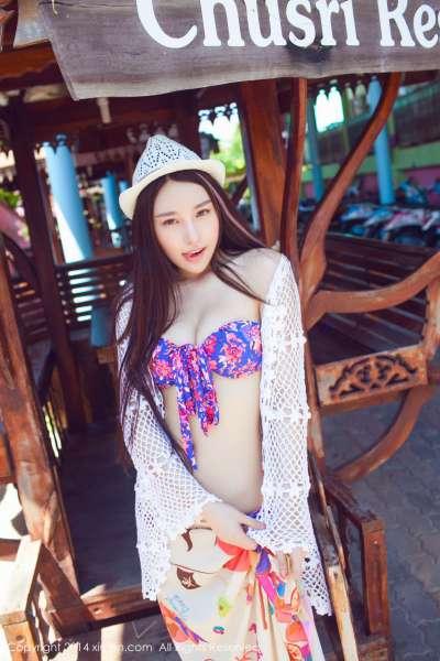 刘奕宁Lynn-泰国长腿美女写真集套图